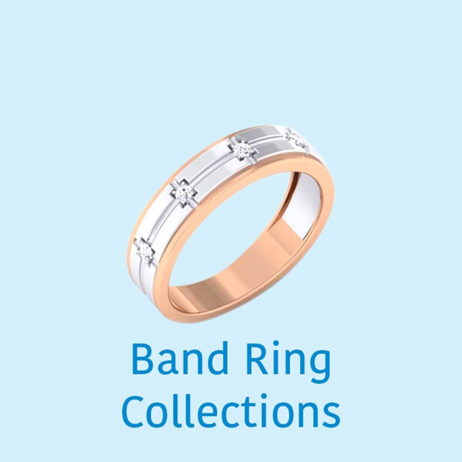 BAND RING COLLECTIONS