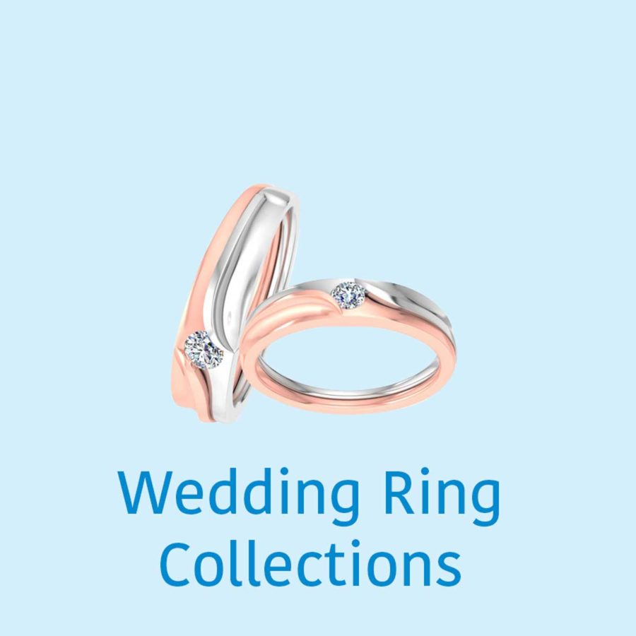 WEDDING RINGS COLLECTIONS